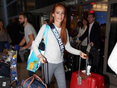 PHOTOS - Maeva Coucke, Miss France 2018, taclée par les internautes pour sa maigreur