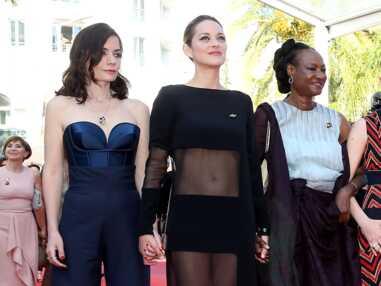 PHOTOS - Cannes 2018 : les plus belles tenues transparentes du tapis rouge