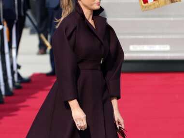 Melania Trump radieuse en tenues griffées au Japon