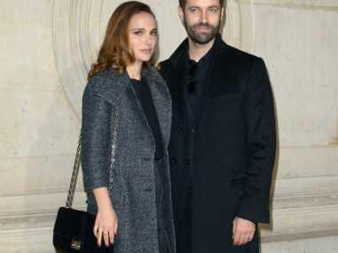 Natalie Portman, Benjamin Millepied, les amoureux chez Dior