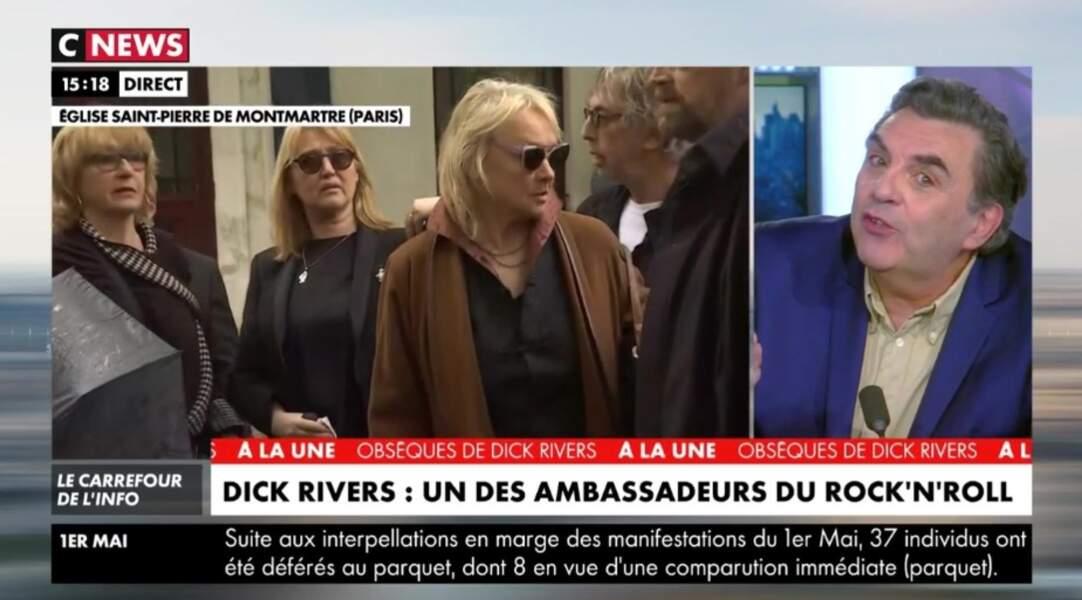Famille de Dick Rivers
