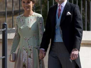 Le look de Pippa Middleton au mariage de Meghan et Harry