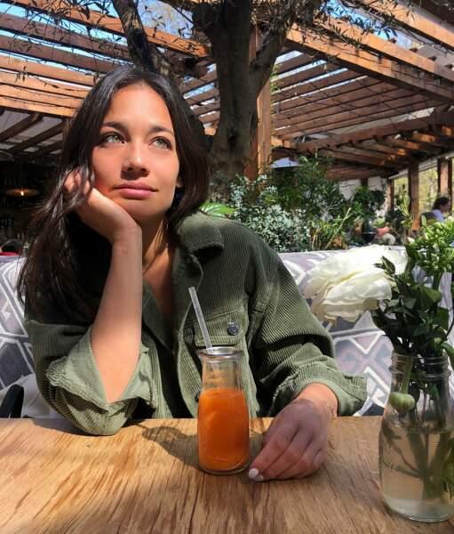 Alizé Lim, la nouvelle chérie de Florent Manaudou, est le sosie de Valérie Bègue