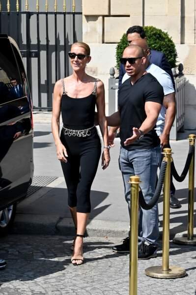 Céline Dion a récemment évoqué qu'il lui avait fallu 3 ans pour surmonter totalement la disparition de son époux