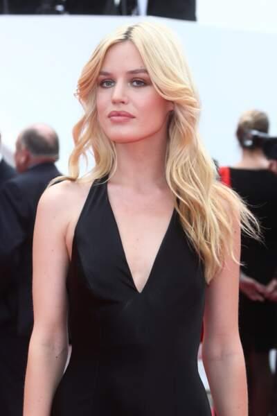 Georgia May Jagger, le 8 mai 2018 pour la cérémonie d'ouverture du festival de Cannes