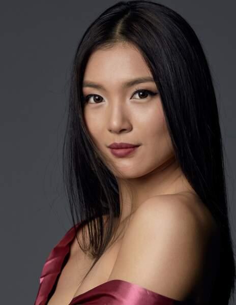 Cheryl Chou, Miss Singapour