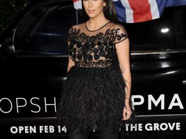 Les looks de Kim Kardashian enceinte