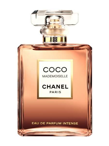 Coco Mademoiselle Eau de Parfum Intense, le nouveau parfum de Chanel