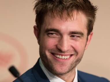 """PHOTOS - Robert Pattinson, l'atout charme de la croisette, tout sourires pour présenter """"Good Time"""" à Cannes"""