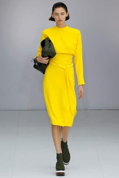 Les couleurs shocking : le jaune