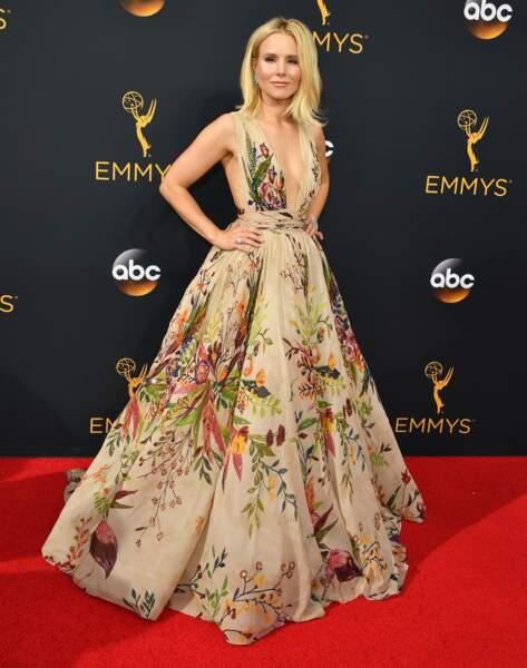 68e cérémonie des Emmy Awards - Kristen Bell
