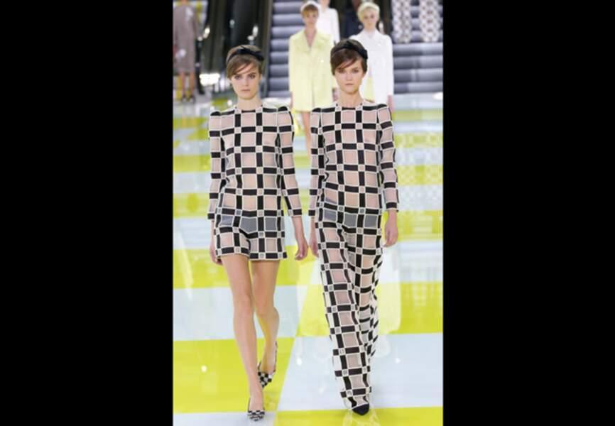 Louis Vuitton, optique chic