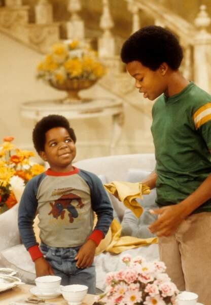 Dans les années 1980 Gary Coleman incarnait l'hilarant petit garçon de la série Arnold et Willy