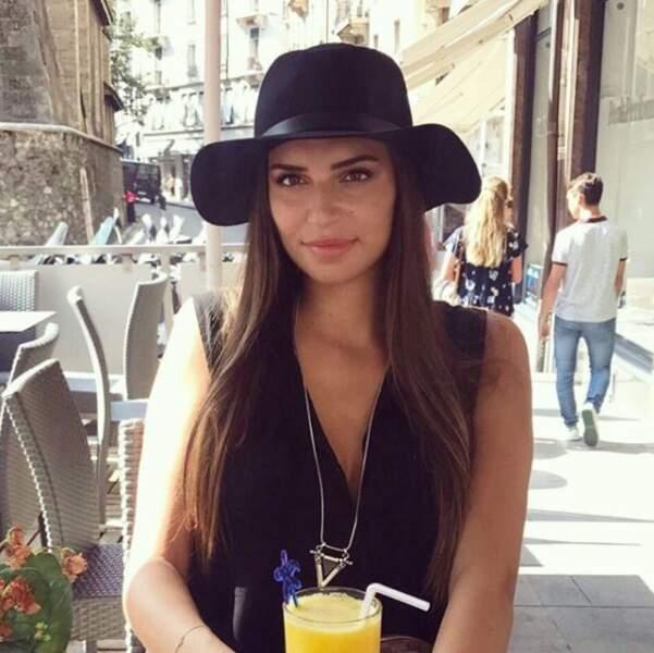 Julia Sidi Atman, Miss Côte d'Azur