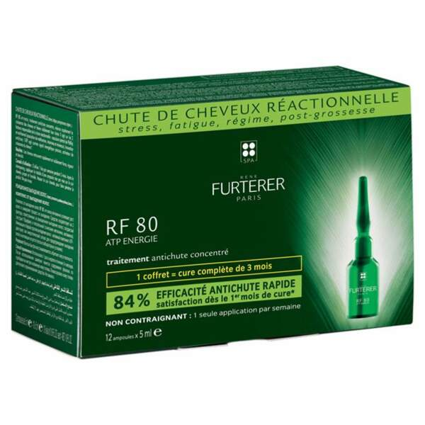 Cure capillaire RF80, René Furterer, env. 35€