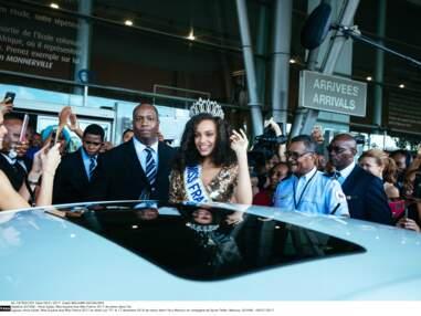 Le retour triomphal d'Alicia Aylies en Guyane
