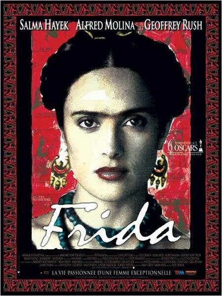 Frida de Julie Julie Taymor en 2003