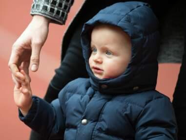 Photos : Jacques de Monaco fait ses premiers pas avec Charlene