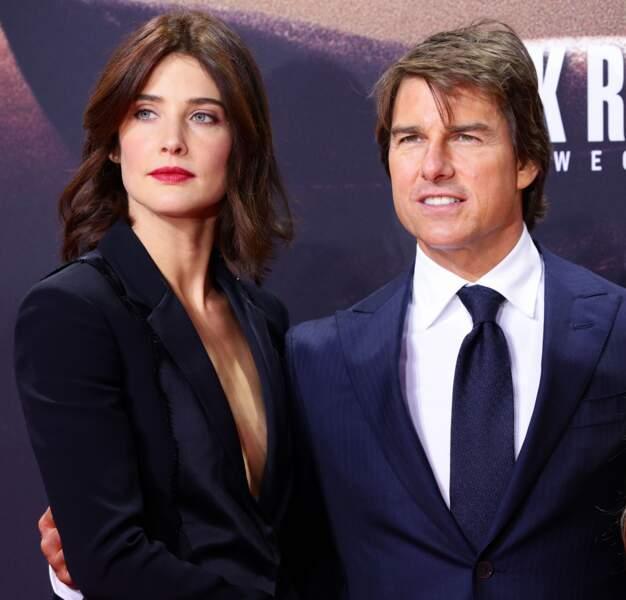Tom Cruise et Cobie Smulders pour Jack Reacher 2 en 2016