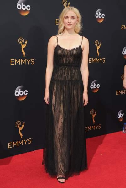68e cérémonie des Emmy Awards - Sophie Turner