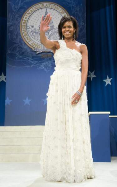 2009 : Michelle Obama en Jason Wu