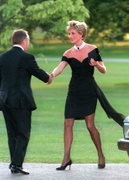Novembre 1994, il y'a 23 ans la princesse de Galles participait à une soirée organisée par Vanity Fair