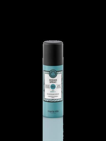Meghan Markle pourrait adorer ce spray vegan qui texturise les cheveux Ocean Spray, Maria Nila, 24 €, marianila.com