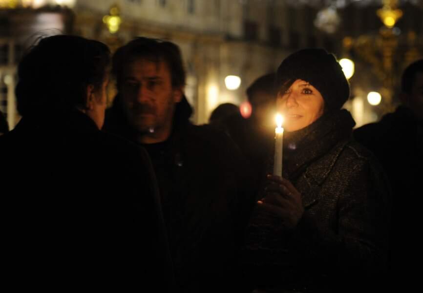 Soutien à Charlie Hebdo à Nancy