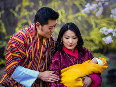 Les photos du royal baby du Bhoutan
