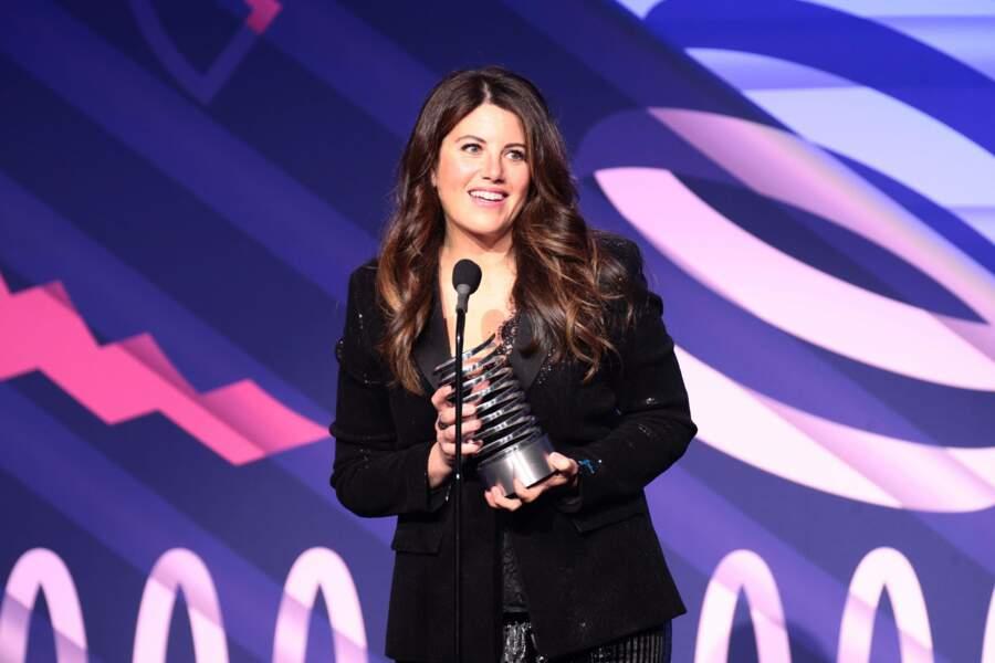 Monica Lewinsky s'est engagée à poursuivre son combat contre le harcèlement et l'intimidation