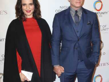 PHOTOS - Daniel Craig bientôt papa : sa femme Rachel Weisz est enceinte