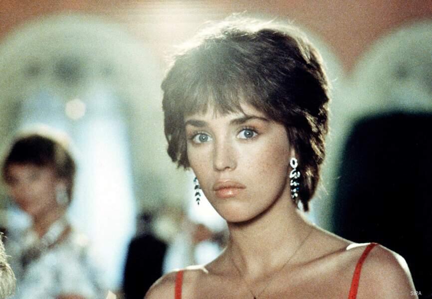 "Isabelle Adjani dans ""Mortelle randonnée"" en 1983"
