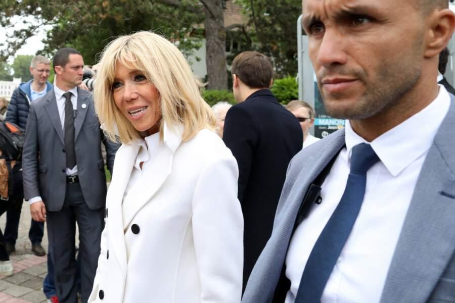 Le GSPR compte 70 membres depuis l'arrivée de Brigitte et Emmanuel Macron à l'Elysée