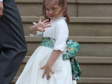 Mariage d'Eugénie d'York : Charlotte, George et les enfants d'honneur