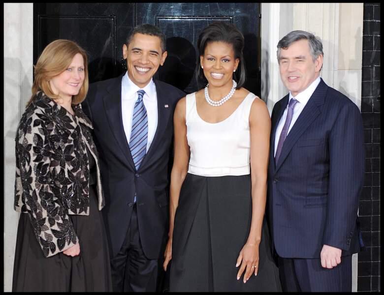 Barack Obama, 2009...