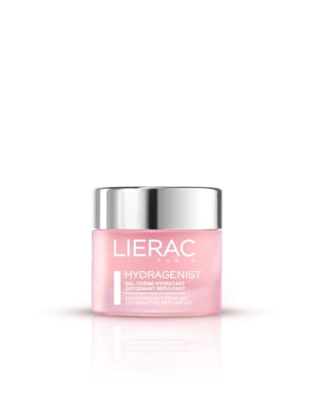 La gamme Hydragenist de Lierac hydrate et repulpe la peau.