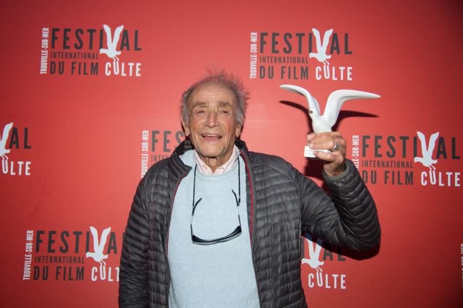 Venantino Venantini (prix du public du Film Culte Vintage pour les Tontons Flingueurs