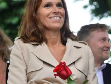 Aurélie Filippetti à la Fête de la Rose