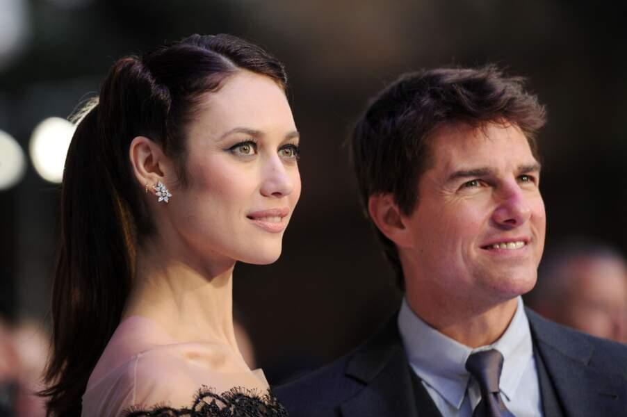 Tom Cruise et Olga Kurylenko pour Oblivion 2013