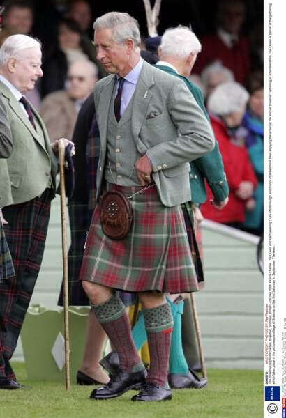 Ecosse Prince Charles 2008
