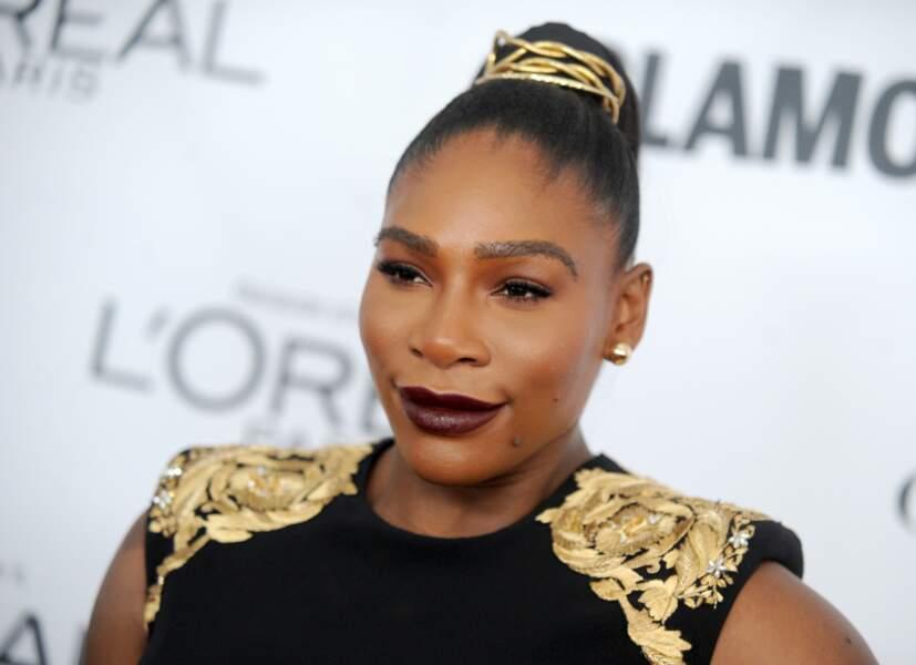 La joueuse de Serena Williams, amie de Meghan Markle