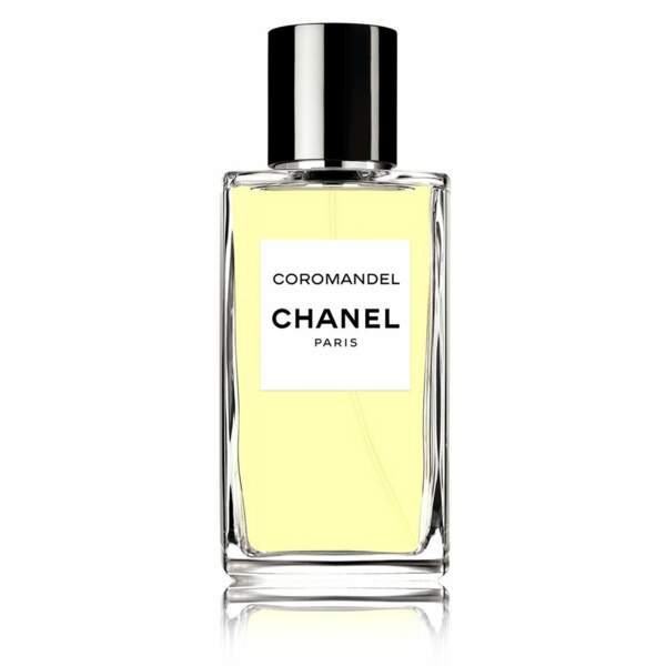 Coromandel de Chanel, le parfum de sa maman