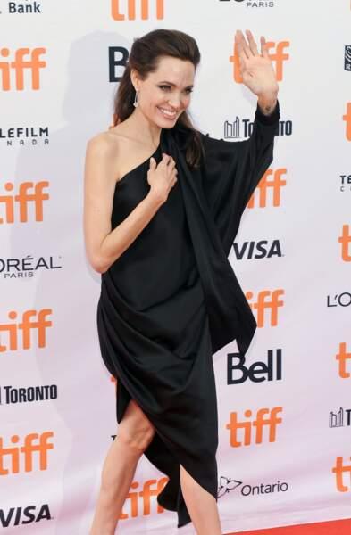 Angelina Jolie à Toronto
