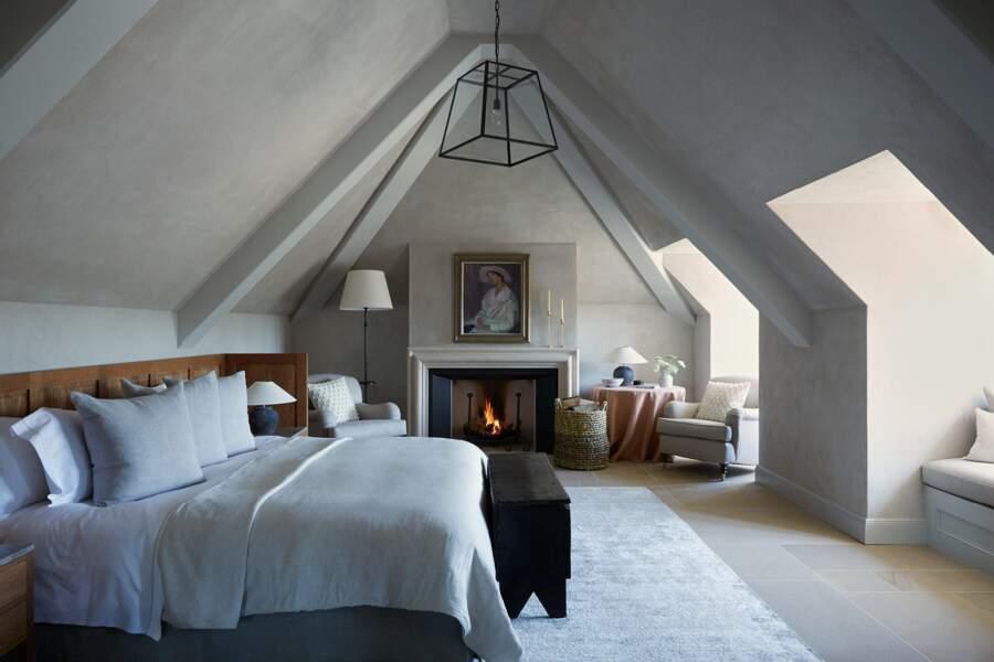 Le couple princier a réservé l'appartement le plus cher, appelé The Long Room