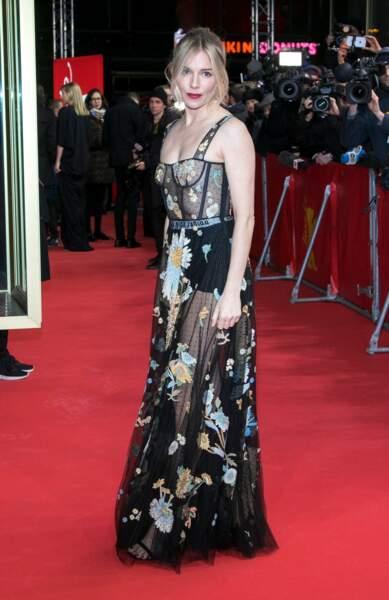 Sienna Miller, Berlinale 2017