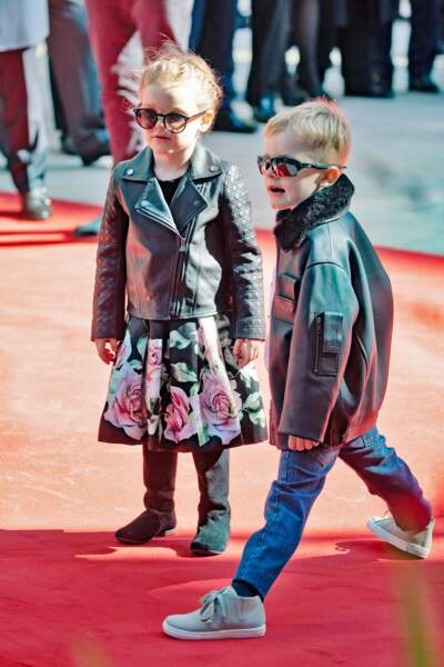 Jacques et Gabriella de Monaco fêteront leurs 5 ans le 10 décembre prochain