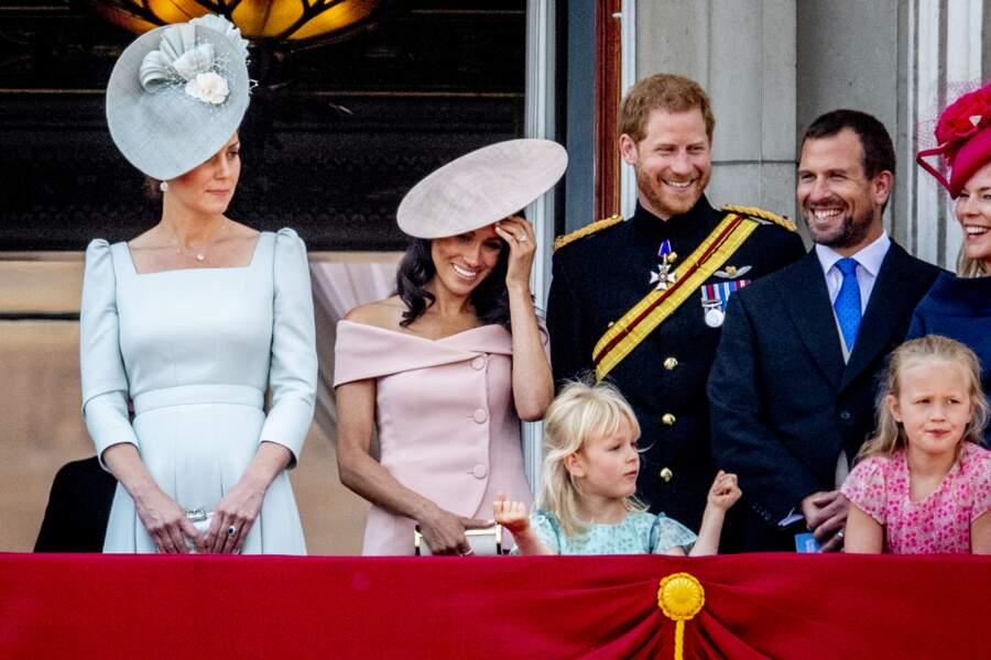Kate Middleton a parfaitement retrouvé sa ligne un mois et demi après la naissance du prince Louis