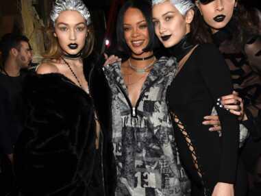 Le défilé de Rihanna pour Puma