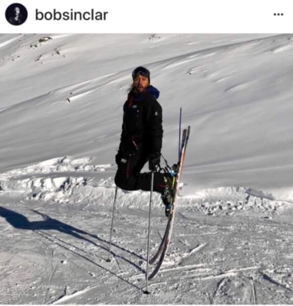 Bob Sinclar à Val d'Isère