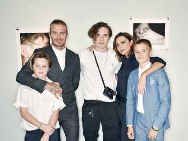 Look -Les Beckham, une famille ultra-stylée